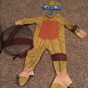 Other - Toddler ninja turtle costume!